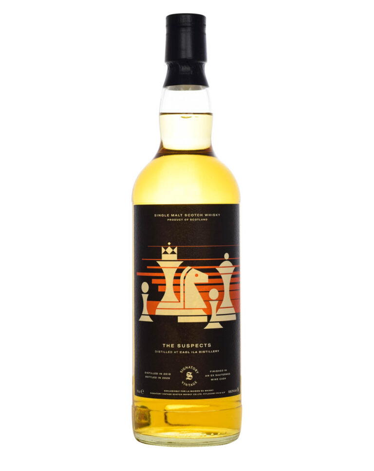 Caol Ila 10 Years Old 2010 The Suspects Signatory Vintage Musthave Malts MHM