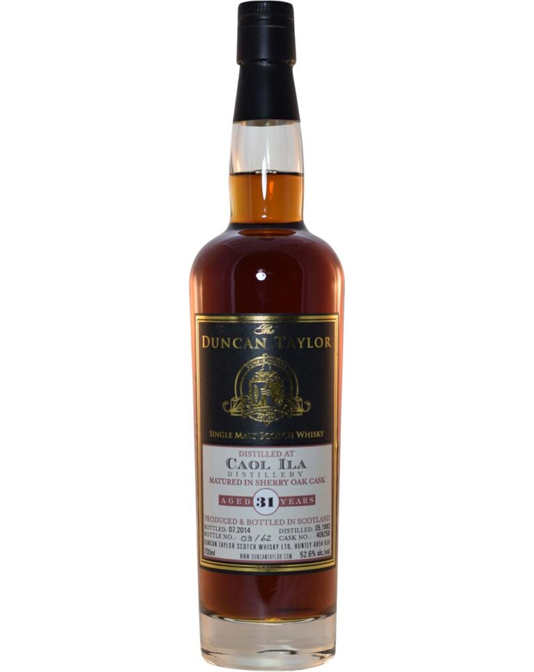 Caol Ila 1983 - 2014 (31 Years Old) Musthave Malts MHM