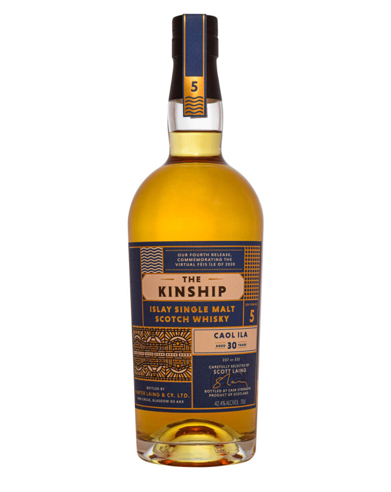 Caol Ila 1990 The Kinship 2020 (30 Years Old) MusthaveMalts MHM