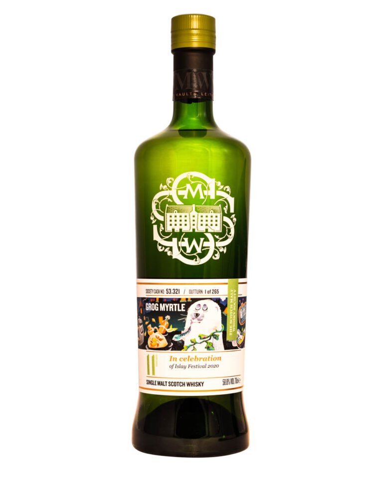 Caol Ila 2008 SMWS Grog Myrtle 2020 Islay Festival (11 Years Old) Musthave Malts MHM