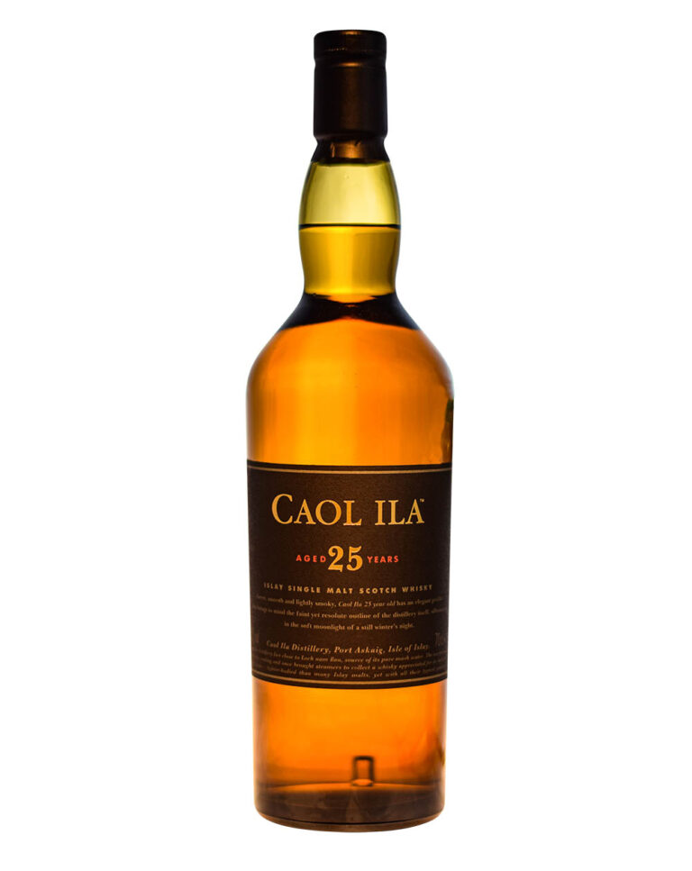 Caol Ila 25 Years Old Musthave Malts MHM