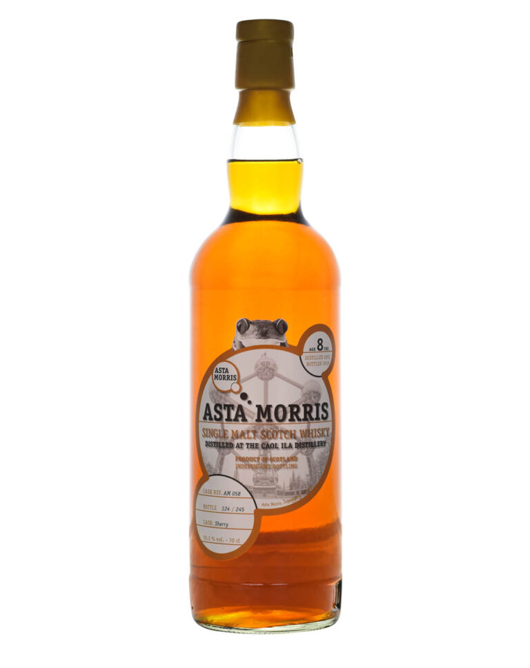 Caol Ila 8 Years Old Asta Morris 2011 Musthave Malts MHM