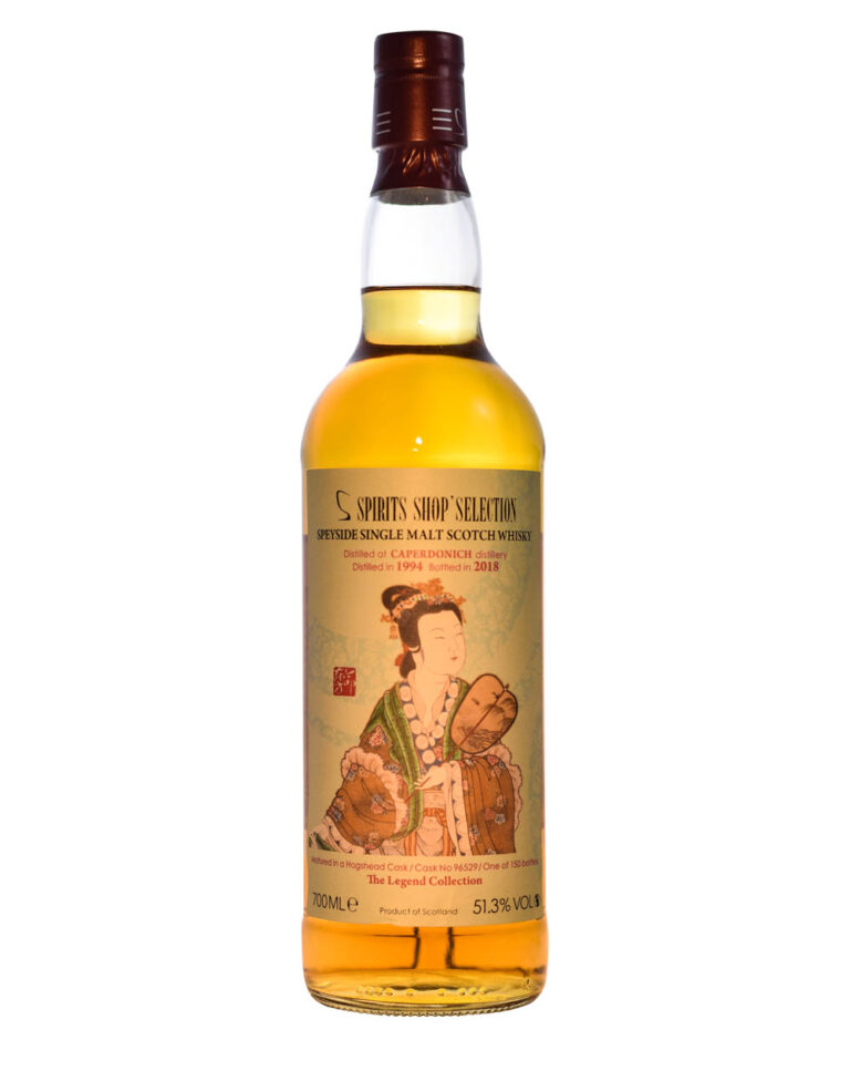Caperdonich 1994 Spirit' Shop Selection (24 Years Old) Musthave Malts MHM