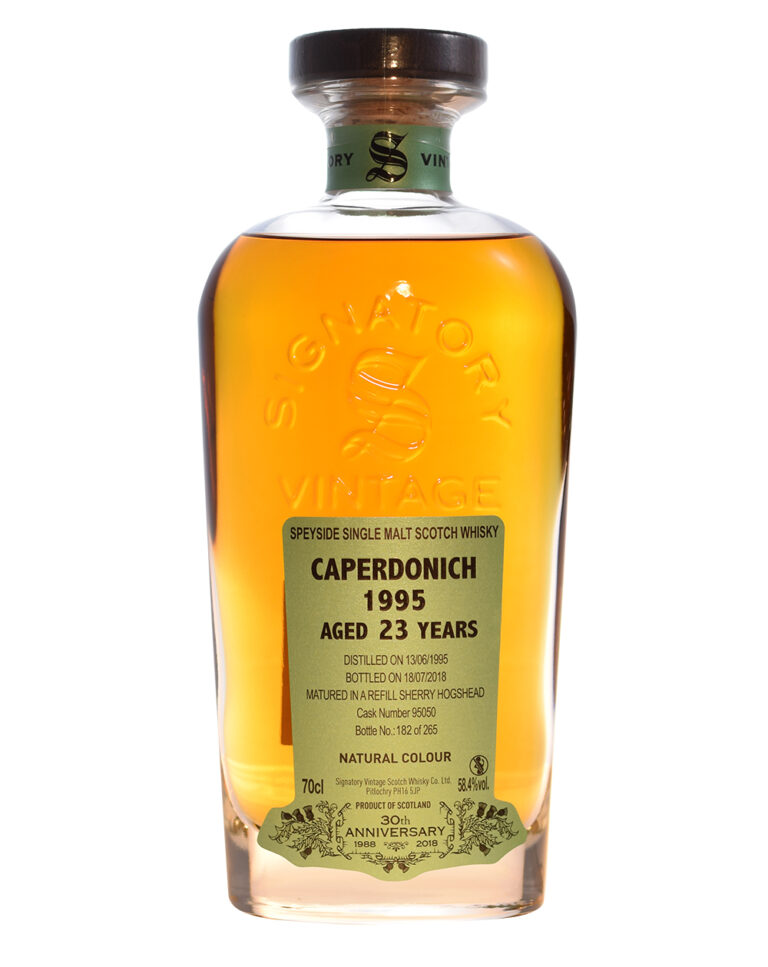 Caperdonich 1995 Signatory Vintage (23 Years Old) Musthave Malts MHM