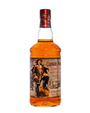 Captain Morgan Spiced Rum Sherry Finish Limited 2013 Edition