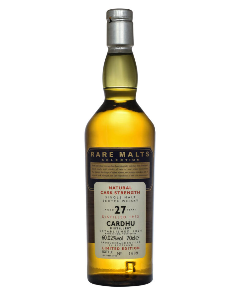 Cardhu 1973 Rare Malts Selection 27 Years Old Musthave Malts MHM