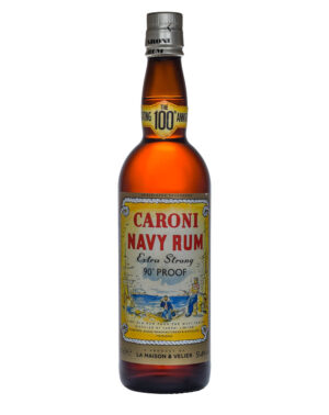 Caroni 100th Anniversary Extra Strong Navy Rum Musthave Malts MHM