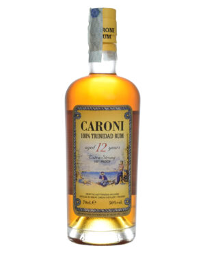 Caroni 12 Years Old 100% Trinidad Rum 100 Proof Musthave Malts MHM