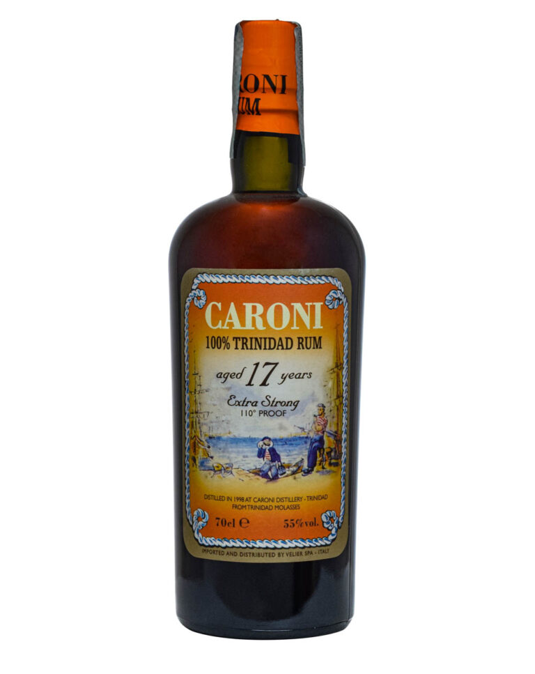 Caroni 17 Years Old 100% Trinidad Rum 110 Proof Musthave Malts MHM