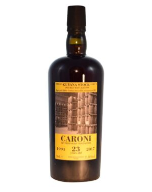 Caroni 1994 Heavy Trinidad Rum 23 Year Old Musthave Malts MHM