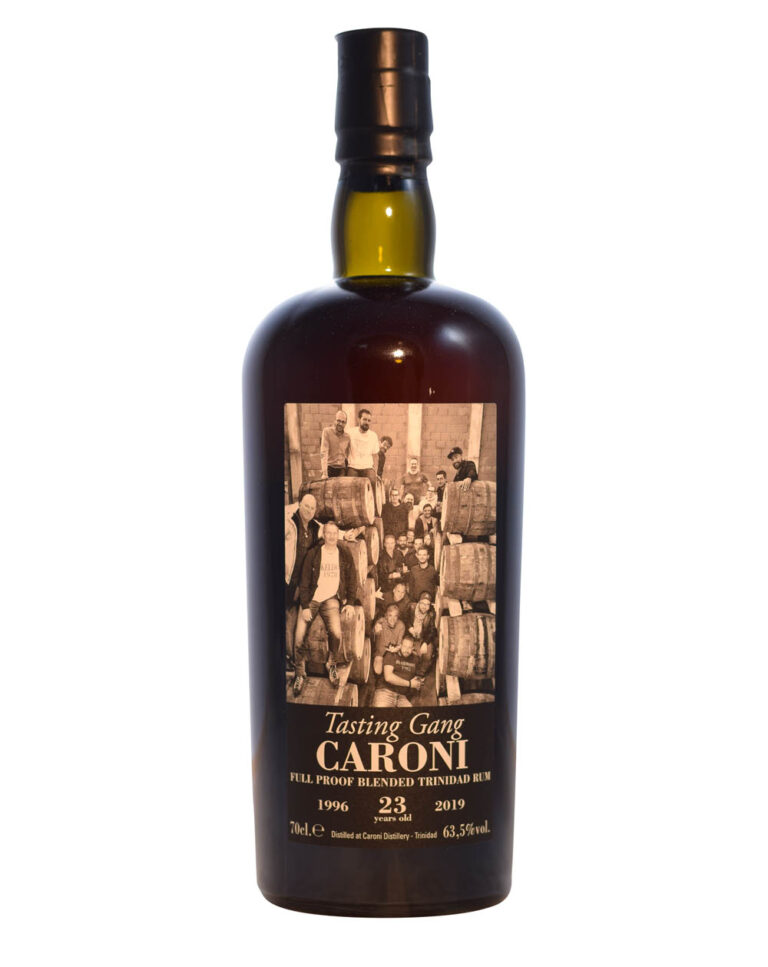 Caroni 1996 Tasting Gang (23 Years Old) Musthave Malts MHM