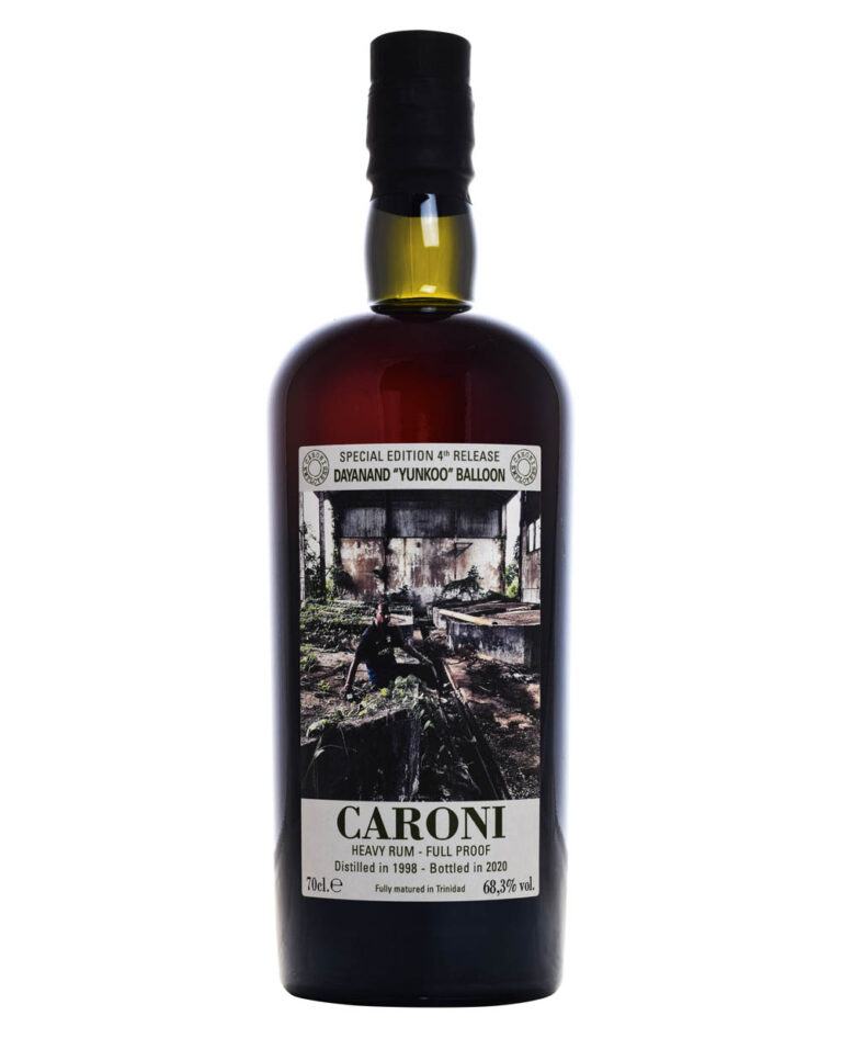 Caroni 1998 Special Edition 4th Release Dayanand _Yunkoo_ Balloon Musthave Malts MHM