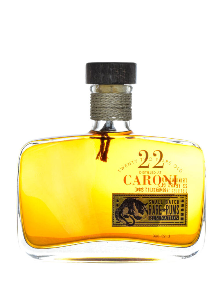Caroni 22 Years Old Small Batch Rum Nation Musthave Malts MHM