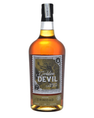 Caroni 23 Years Old Golden Devil 1998 Musthave Malts MHM