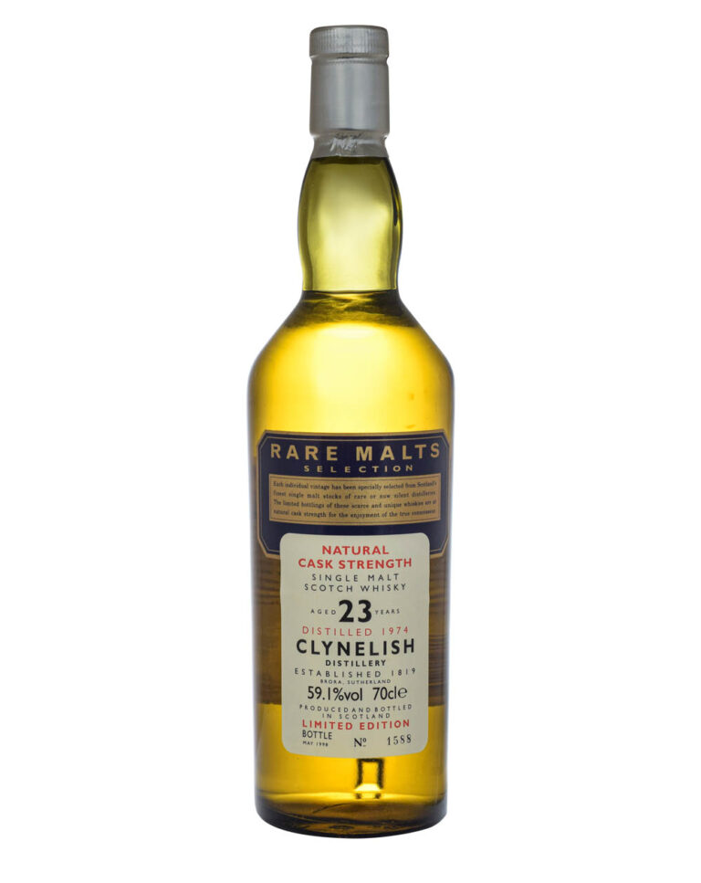 Clynelish 1974 Rare Malts Collection 23 Years Old Musthave Malts MHM