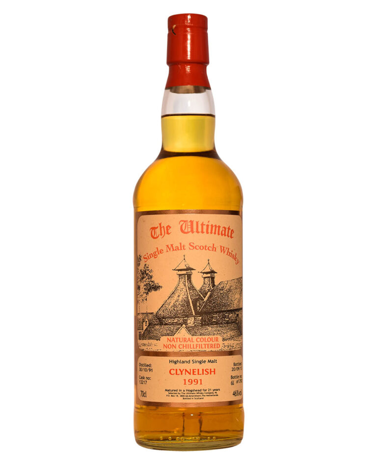 Clynelish 1991 The Ultimate (21 Years Old) Musthave Malts MHM