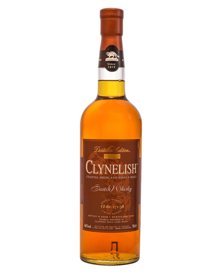 Clynelish 1992 Special 2008 Release Cl-Br 171-3h Limited Edition Musthave Malts MHM