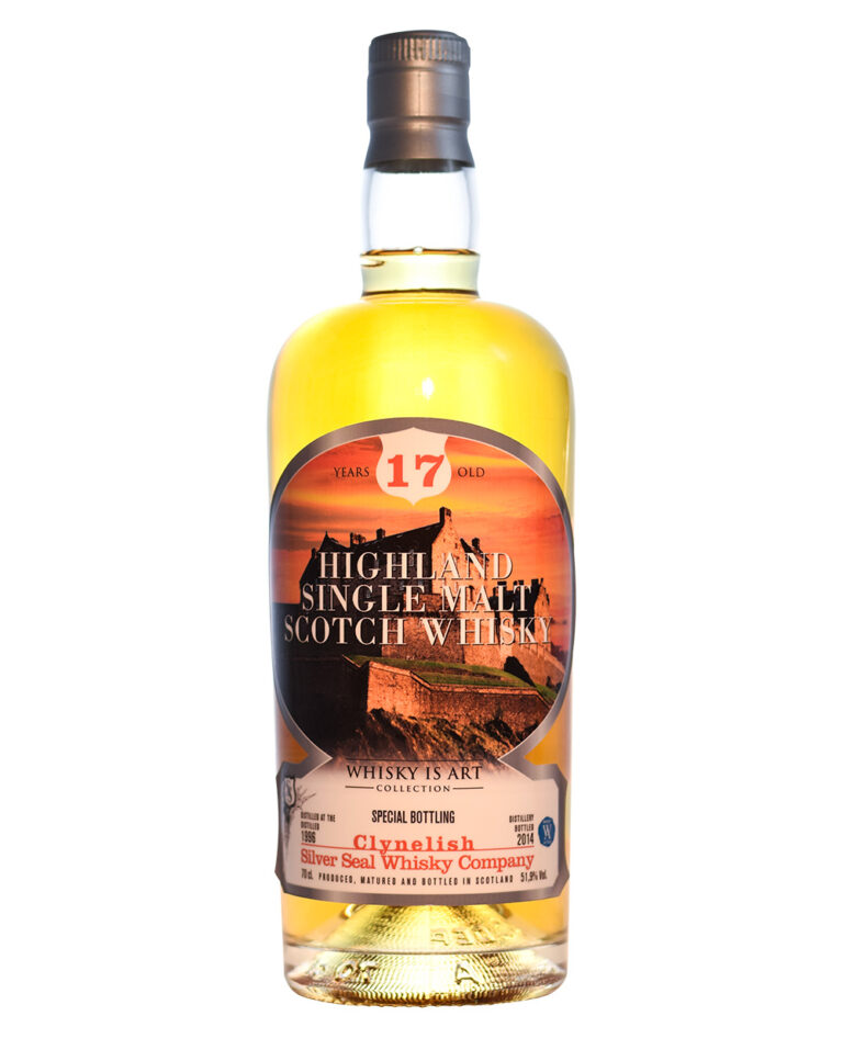 Clynelish 1996 Silver Seal (17 Years Old) Musthave Malts MHM