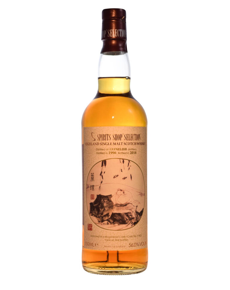Clynelish 1996 Spirit' Shop Selection (22 Years Old) Musthave Malts MHM