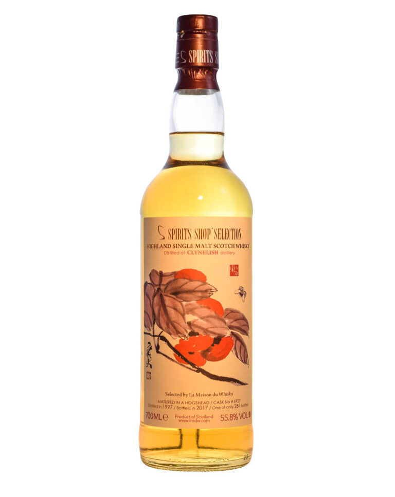 Clynelish 1997 Spirit' Shop Selection (20 Years Old) Musthave Malts MHM