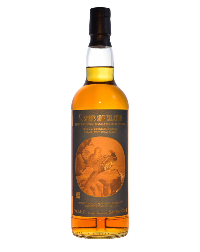 Clynelish 1997 The Spirit Shop Selection (21 Years Old) Musthave Malts MHM