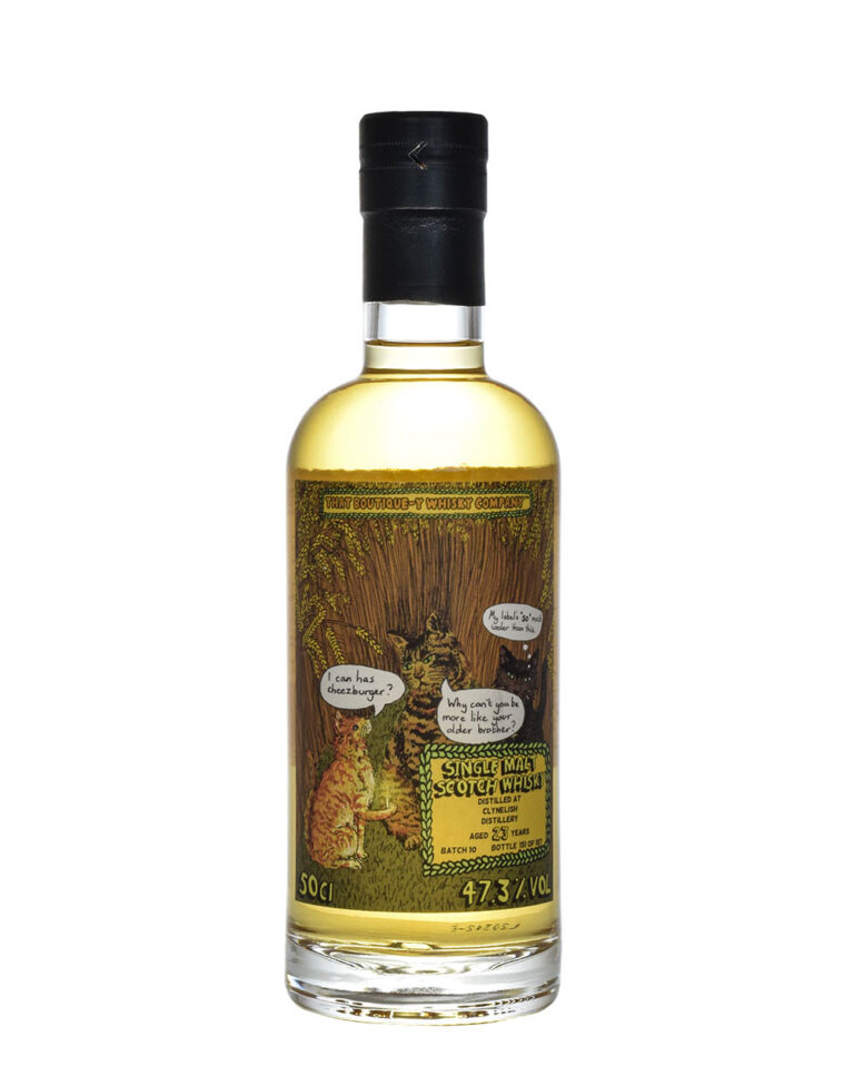 Clynelish 23 Years Old TBWC Batch 10 Musthave Malts MHM