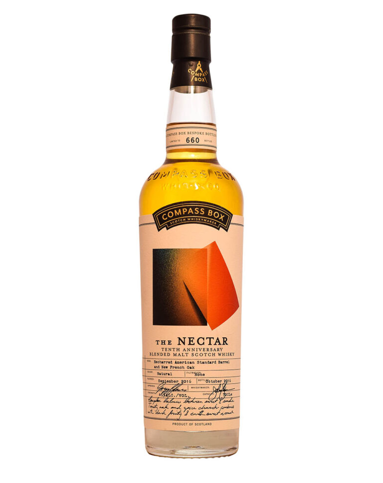 Compass Box 2016 The Nectar 10th Anniversary Musthave Malts MHM