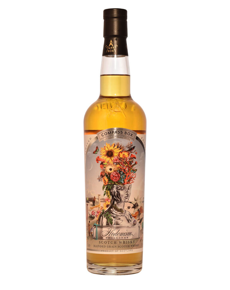 Compass Box 2020 Hedonis Felicitas Musthave Malts MHM