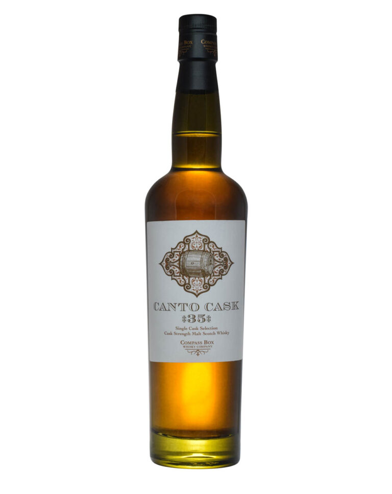 Compass Box Canto Cask 36 Musthave Malts MHM