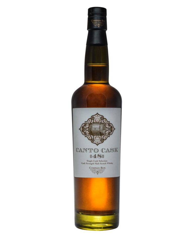 Compass Box Canto Cask 48 Musthave Malts MHM