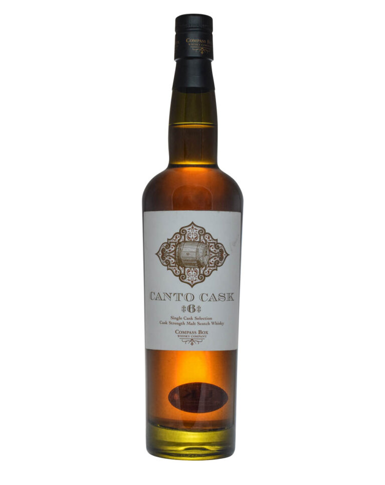 Compass Box Canto Cask 6 Musthave Malts MHM