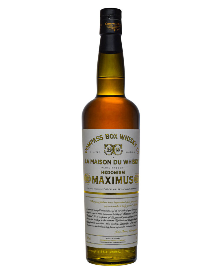 Compass Box LMDW Present Hedonism Maximus Musthave Malts MHM