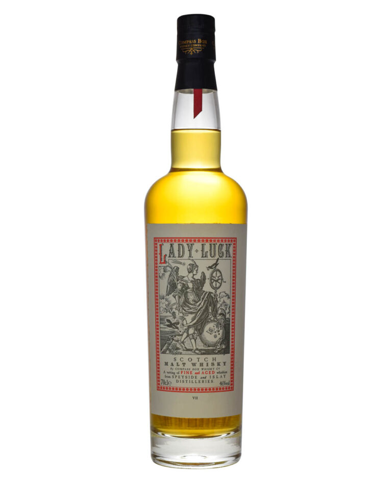 Compass Box Lady Luck Musthave Malts MHM
