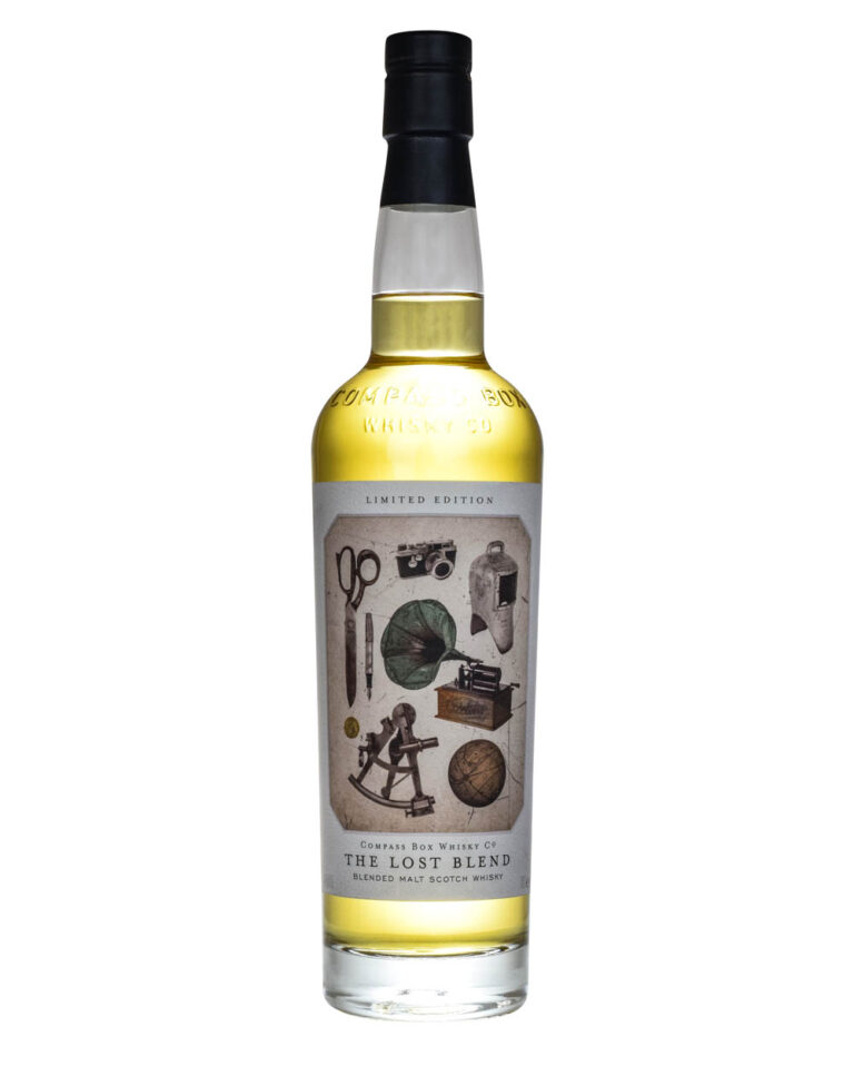 Compass Box The Lost Blend Musthave Malts MHM
