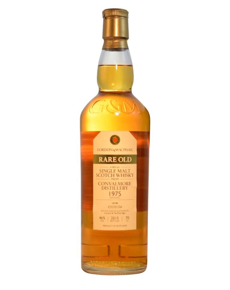 Convalmore 1975 - 2015 Gordon and Macphail Rare Old Musthave Malts MHM