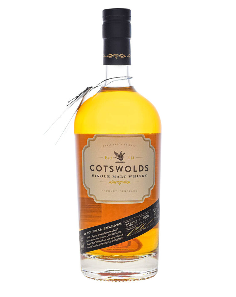 Cotswolds Inaugural Release 2017 Musthave Malts MHM