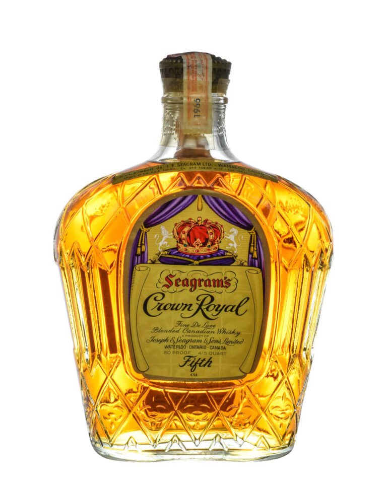 Crown Royal 1966 With Bag Musthave Malts MHM