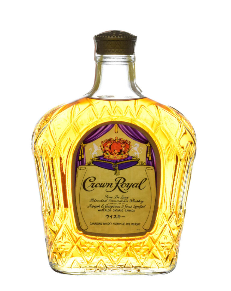 Crown Royal 1981 Musthave Malts MHM