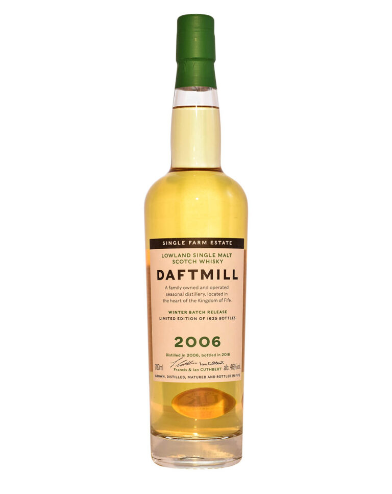 Daftmill 2006 Winter Batch Release Musthave Malts MHM