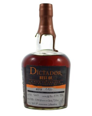 Dictador 1980 36 years 41,8% Musthave Malts MHM
