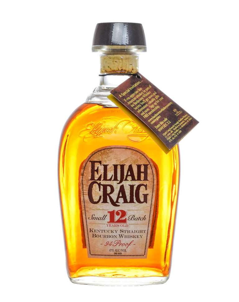 Elijah Craig 12 Years Old Small Batch 2012 Musthave Malts MHM