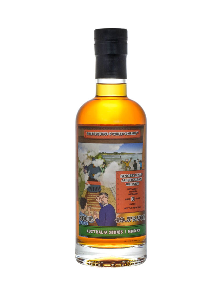 Fleurieu Australian Whisky 3 Years Old TBWC Batch 1 Musthave Malts MHM