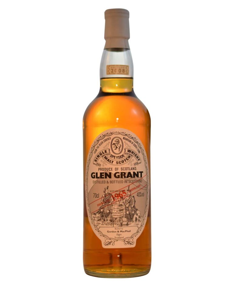 Glen Grant 1965 - 2008 Gordon and Macphail Musthave Malts MHM