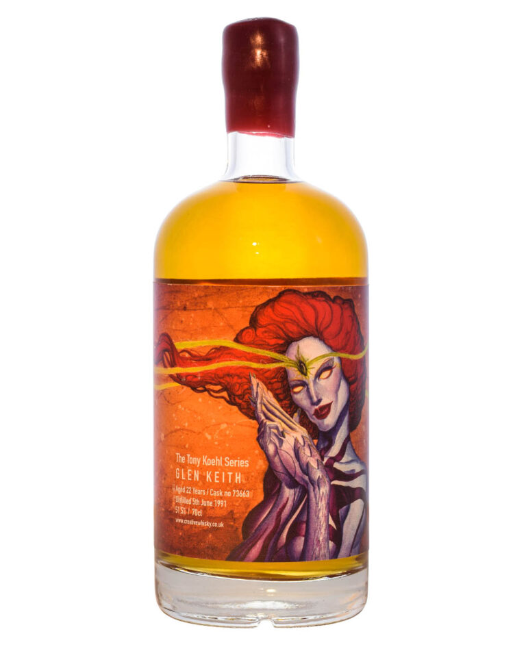 Glen Keith 1991 The Tony Koehl Series Musthave Malts MHM Musthave Malts MHM
