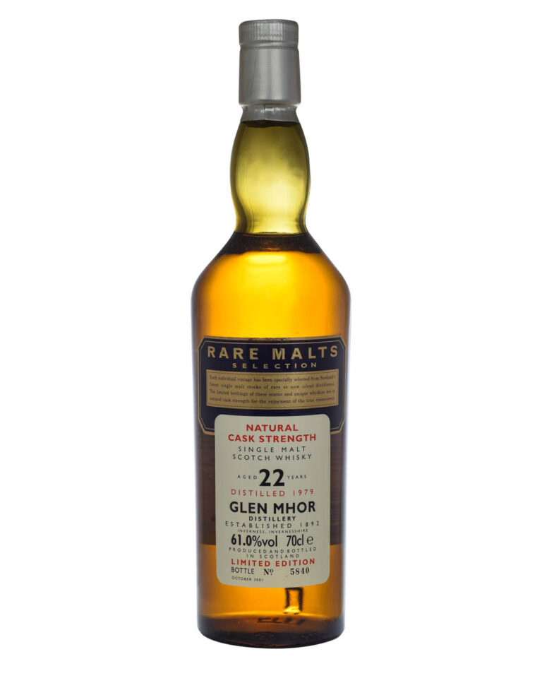 Glen Mhor 1979 Rare Malts Collection 22 Years Old Musthave Malts MHM