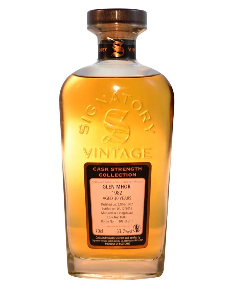Glen Mhor 1982 30 Years Old Signatory Vintage Musthave Malts MHM
