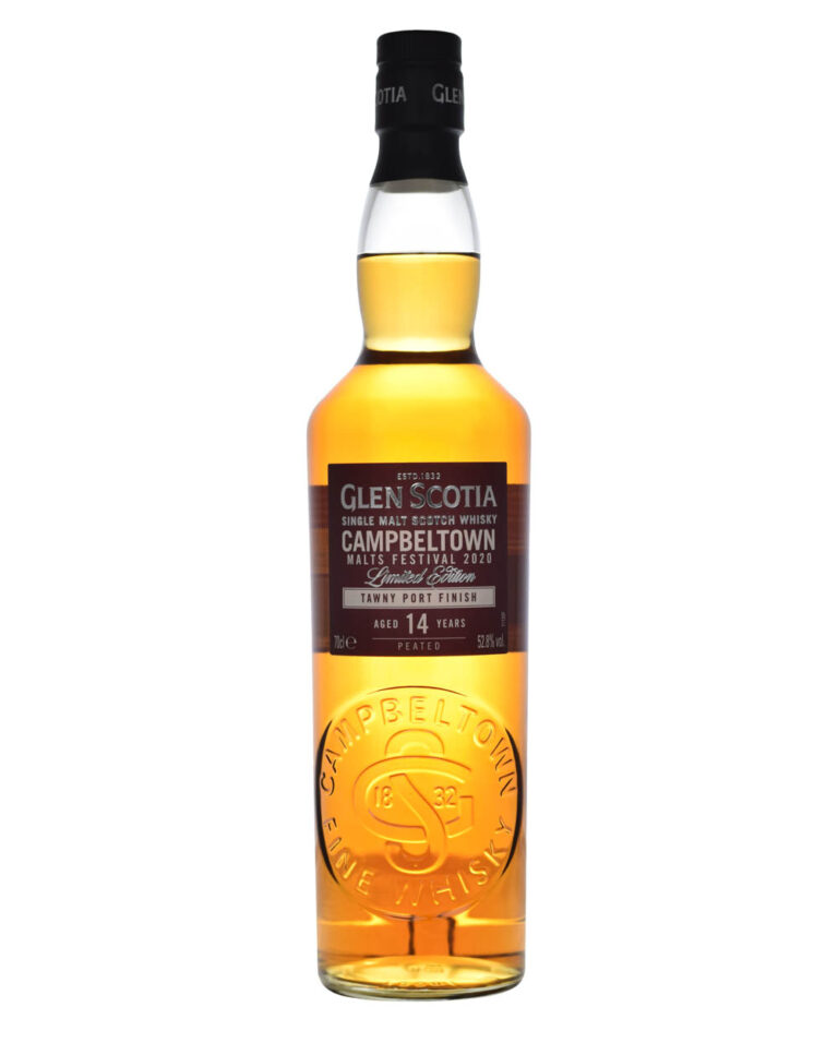 Glen Scotia 14 Years Old Tawny Port Finish Musthave Malts MHM