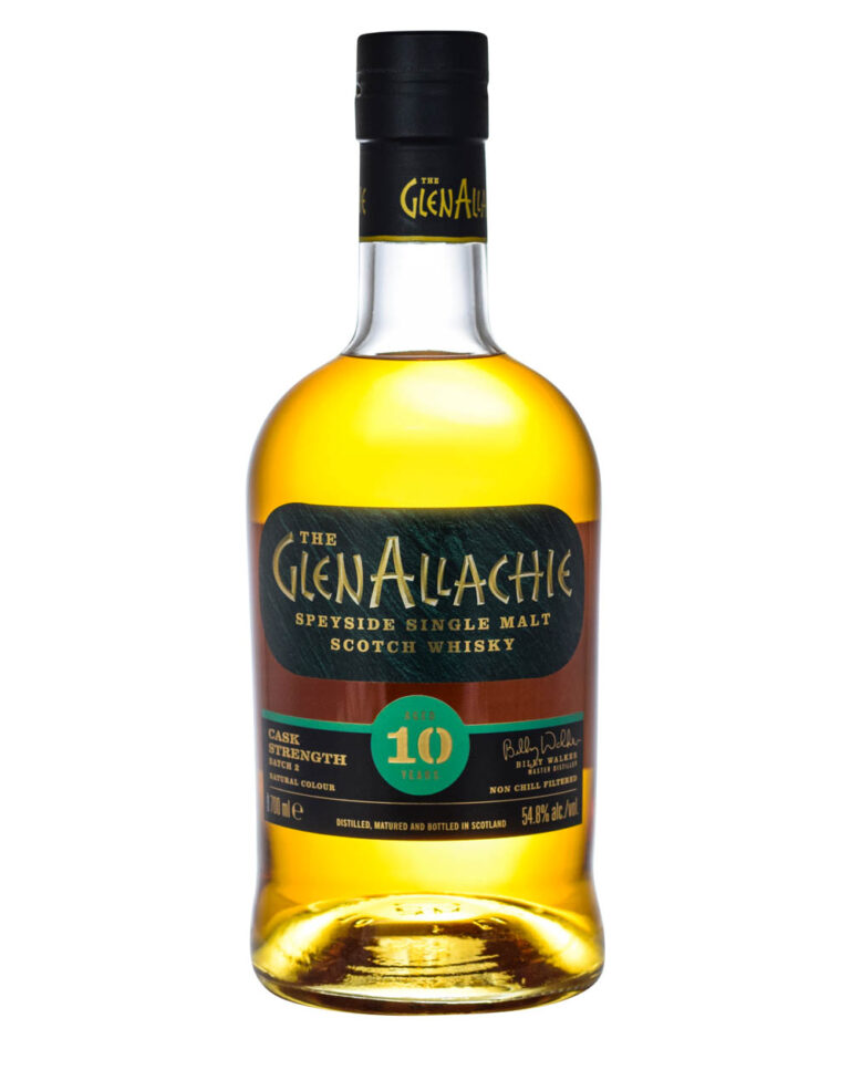 Glenallachie 10 Years Old Cask Strength Batch 2 Musthave Malts MHM