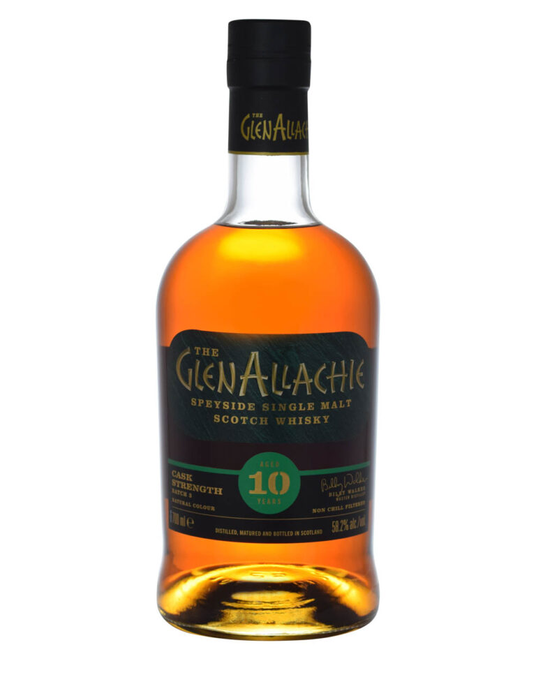 Glenallachie 10 Years Old Cask Strength Batch 3 Musthave Malts MHM
