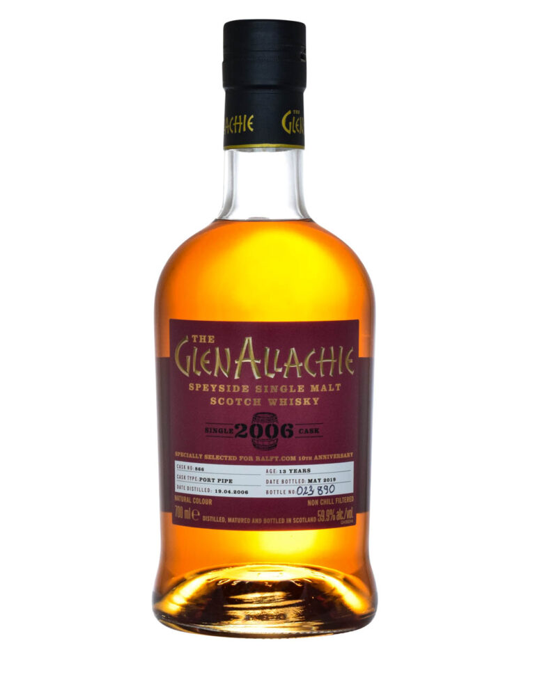 Glenallachie 13 Years Old Single Cask 2006 Musthave Malts MHM